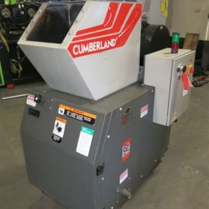 Cumberland Model 1012X (10) Horse Power Granulator