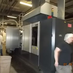 2007 Sidel Model SBO 8/10 (Universal) PET Stretch Blow Molding Machine