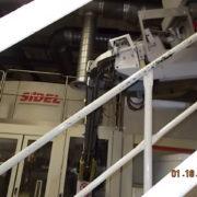 Sidel Model SBO 16 (Series 2) PET Stretch Blow Molding Machine