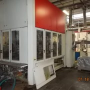 Sidel Model SBO 16 (Series 2) PET Stretch Blow Molding Machine