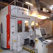 2005 Sidel Model SBO 12 (Series 2+) PET Stretch Blow Molding Machine