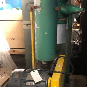 Foremost Model VSF-10-25 Vacuum Pump