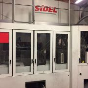 Sidel Model SBO 12 PET Reheat Stretch Blow Molding Machine