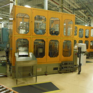 1997/1999 Magic Blow Molding Machine