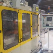 Uniloy Milacron Model HSM 10:D Continuous Extrusion Blow Molding Machine 2