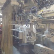 Uniloy Milacron Model HSM 10:D Continuous Extrusion Blow Molding Machine 3