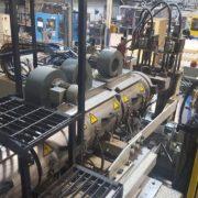 Uniloy Milacron Model HSM 10:D Continuous Extrusion Blow Molding Machine 7