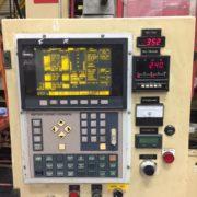 1997 Graham Model GEC-22L Dual 22 Pound Accumulator Head Blow Molding Machine 2