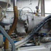 Nissei Model PF3-1BLL PET One Step Stretch Blow Molding Machine