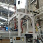 Nissei Model PF3- 1BHLL PET One Step Blow Molding Machine