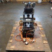 Uniloy Comec 2 x140 mm Extrusion Head