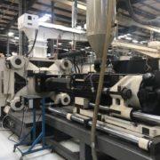Cincinnati Milacron Model VL-1000-140 Injection Molding Machine