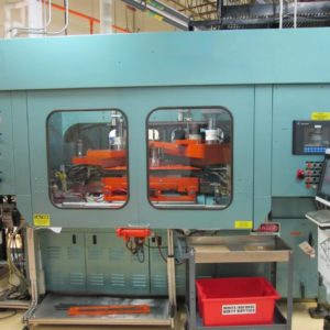Jomar Model 135 Injection Blow Molding Machine