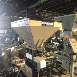 Maguire Model WSB 220 Weigh Scale Blender