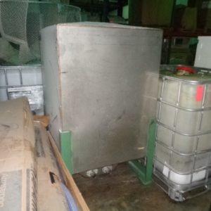 Stainless Steel Material Bins