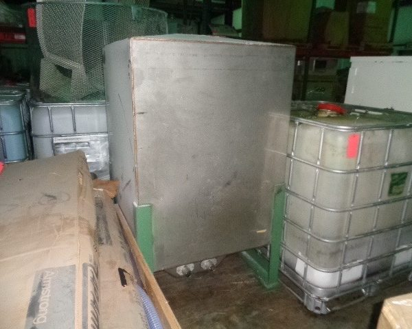 Stainless Steel Material Bins