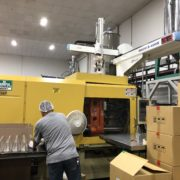 Huayan Model HY320 PET Preform Injection Molding Machine
