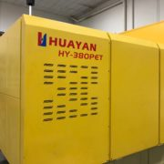 Huayan Model Hy-380 PET Preform Injection Molding Machine