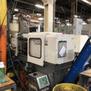 Cincinnati Milacron Model VST 55-4.44 Injection Molding Machine