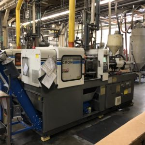 Cincinnati Milacron Model VST 55-4.44 Injection Molding Machine
