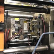 Cincinnati Milacron Model VH400-95  Injection Molding Machine