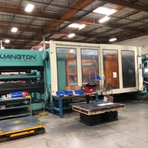 Wilmington Low- Pressure Structural Foam Injection Molding Machine