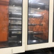 2011 Wilmington Low-Pressure Structural Foam Injection Molding Machine