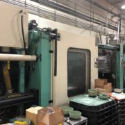 Wilmington Low-Pressure Structural Foam Injection Molding Machine