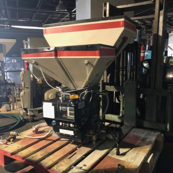 Maguire Model 140 R Weigh Scale Blender