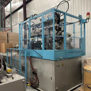 Nissei ASB Model 70 DPH PET One Step Injection Stretch Blow Molding Machine