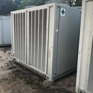 Trane Intellipak Model CGAFC404AKB100 (40) Ton Air Cooled Chiller