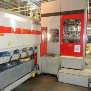 Sidel Model SBO 10/14 PET Stretch Blow Molding Machine