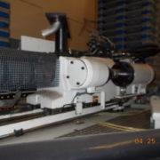 2012 Uniloy Model UMIB 129 Injection Blow Molding Machine