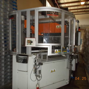Uniloy Milacron Model UMIB 129 Injection Blow Molding Machine