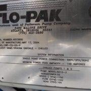 2004 Flopak Model CWP- CS-OS-P