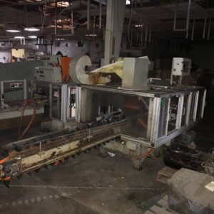 Uniloy Model 10041DL Trimming Machine