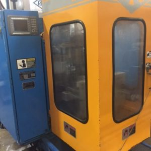 2011 Rocheleau Model R4 (3) Head Blow Molding Machine