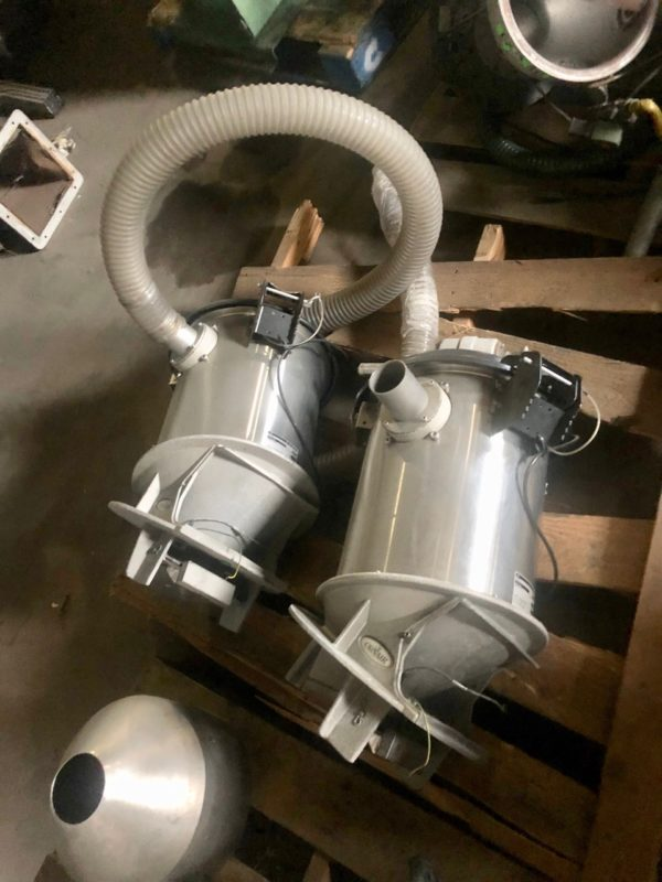 Conair MCL6 Vacuum Loader Control #435