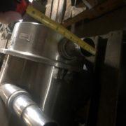 Conair Model FL15 Stainless Steel Vacuum Receiver2