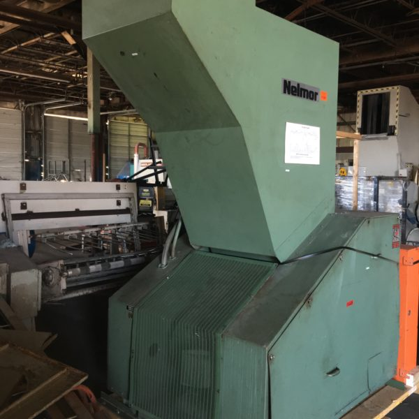 Nelmor Model 1820 (40) Horse Power Granulator