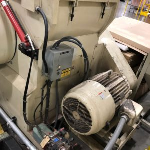 Model #WO-3636-HD-TB 150 HP Grinder