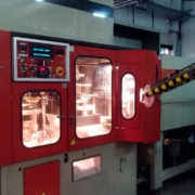 Sidel Model SBO 6/10 PET Stretch Blow Molding Machine