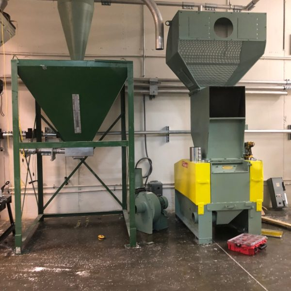 Foremost Model HD-5B Granulator