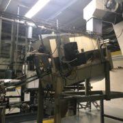 Siapi Model EASP20.200 PET Two Step Stretch Blow Molding Machine