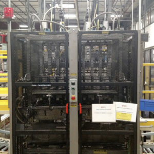 Pearson Dual Head Case Packer