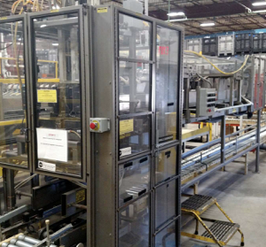 Pearson Single Head Case Packer