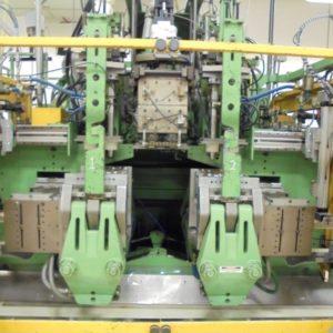 Bekum Model 304D Conitnous Extrusion Blow Molding Machine
