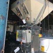 AEC Model BD-900-4 Weigh Scale Blender