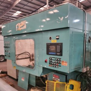 Jomar Model 85S Injection Blow Molding Machine
