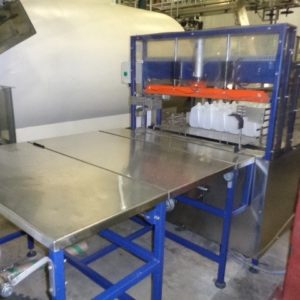 Bottle Tech Solutions Semi Automatic Bagging Machine